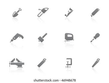 work tool icon set
