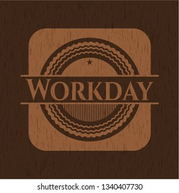 Workday Sign Stock Illustrations, Images & Vectors