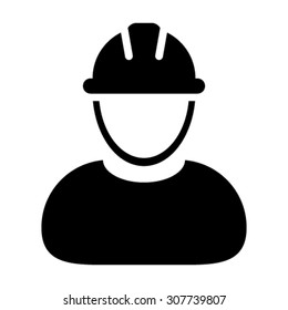 Worker Icon - Vector