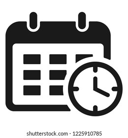 working schedule icon