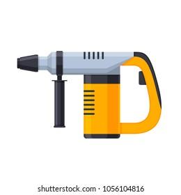 Hammer Drill Images, Stock Photos & Vectors   Shutterstock
