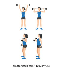 Curl dumbbell hammer Use the