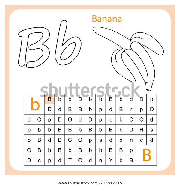 worksheet learning alphabet preschool children 600w