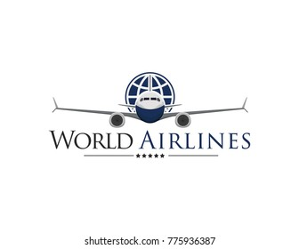 World Airlines Logo