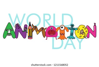 World Animation Day