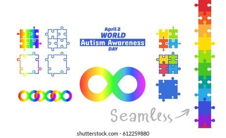 Autism Puzzle Piece Images, Stock Photos & Vectors | Shutterstock