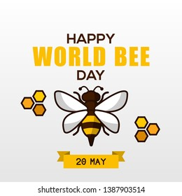 World Bee Day Images, Stock Photos & Vectors | Shutterstock