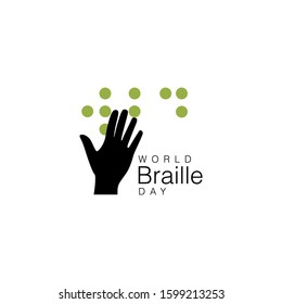 World Braille Day. 