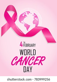 World Cancer Day on 4 February