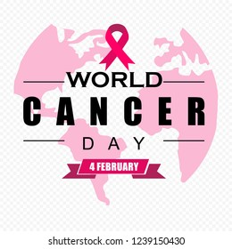 world cancer day, poster
