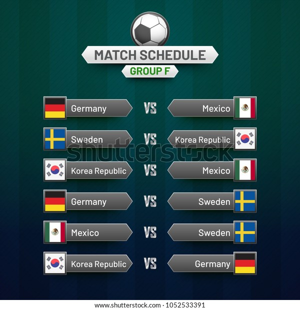 Soccer Schedule Template from image.shutterstock.com