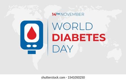 fundación mundial de diabetes establecida en signos