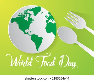 world food day food day illustration world food day vector