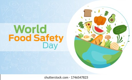 World food safety day on june 7