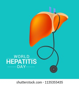 World Hepatitis Day.
