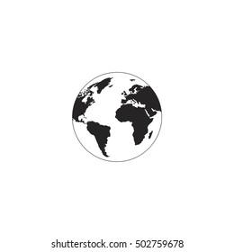 world icon. world sign