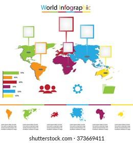 world infographics