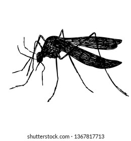 World Malaria Day, logo icon vector