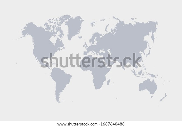 world map background simple design