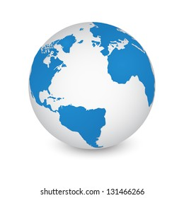 Globe Map Pictures.Earth Globe Images Stock Photos Vectors Shutterstock