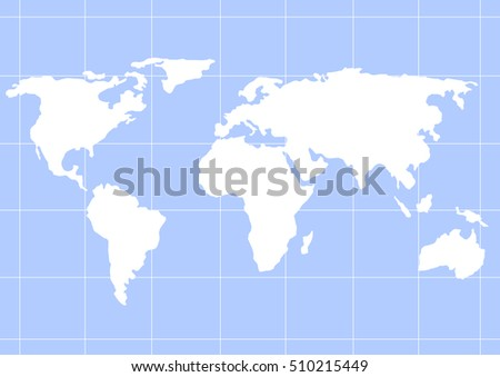 world map outline graphic style background stock vector royalty