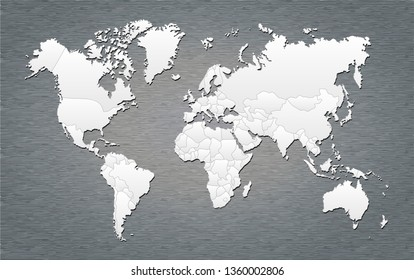 Australia Global Map.Australia Global Map Images Stock Photos Vectors Shutterstock