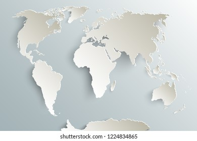 Similar Images Stock Photos Vectors Of High Quality World Map