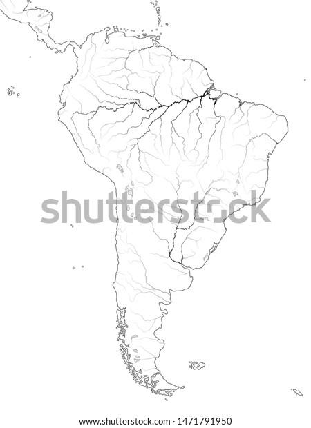 Weltkarte Sudamerika Lateinamerika Argentinien Brasilien Peru