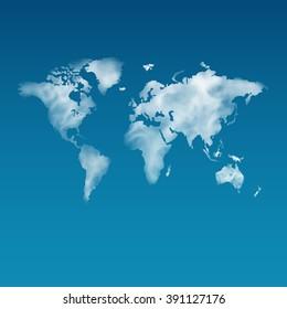 Africa Map Smoke Stock Illustrations, Images & Vectors | Shutterstock