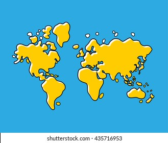 World Map Cartoon Images, Stock Photos & Vectors | Shutterstock on india labeled, world map cut, world map with measurements, cell wall labeled, world physical map, world map label, fern sporangia labeled, world map colored, human heart labeled, world map unlabeled, world map with countries, world map manipulated, plant anatomy labeled, united states labeled, world map all rivers, the solar system labeled, world map with oceans, world map printable,