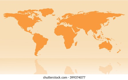 world maps by nasa stock vector royalty free 399374077 shutterstock