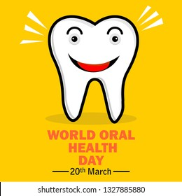 World Oral Health Day on March 20