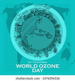 World Ozone Day, 16 September
