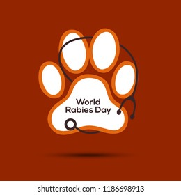 World Rabies Day.