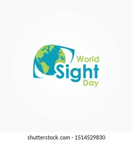 World Sight Day Vector Design Template