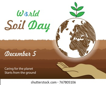 World Soil Day Background