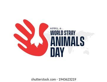world stray animals day, street animals day