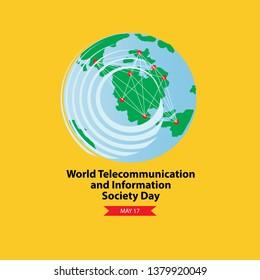 World Telecommunication and Information Society Day.