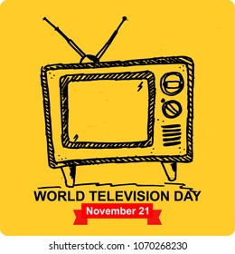 world television day, november 21