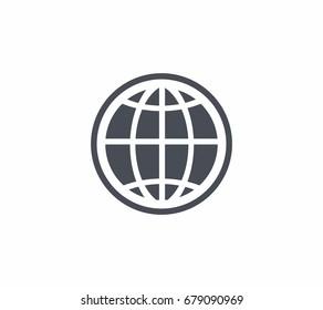 world - Vector icon world Icon Vector / world icon / world - Vector icon
