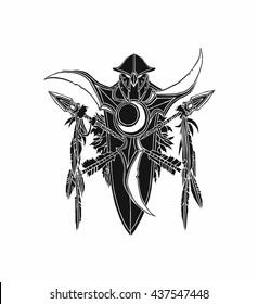 World of Warcraft - Night Elf crest