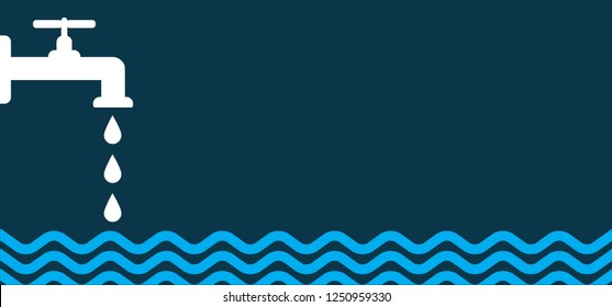 World water day Save the water Stop water drups March 22 Vector H2O day Seamless  doodle wave line pattern sign signs icon icons symbol blue Rain raindrops Falling drops faucet aqua chevron sea