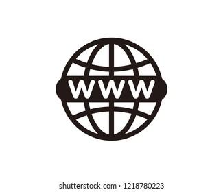 World web icon