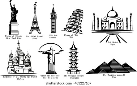 The world's attractions