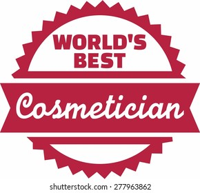 World's Best Cosmetician