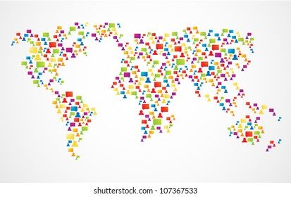 worldwide connection