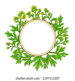 wormwood circle frame