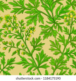 wormwood vector pattern