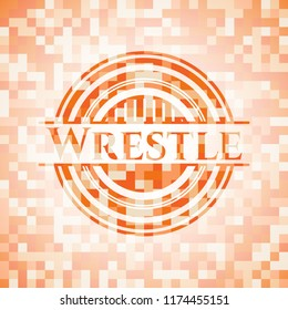 retro wrestling stock vectors images vector art shutterstock