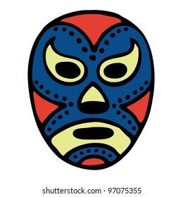 Wrestling Mask